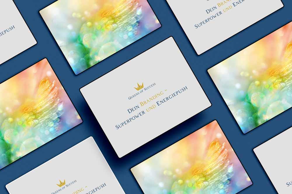 Dein Branding – Superpower und Energiepush